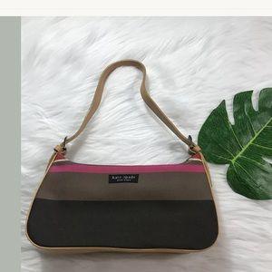 Kate spade 90s mini brown little purse
